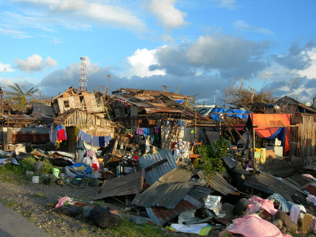 What Typhoon Haiyan tells us about the best defence against disasters